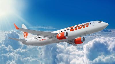 Boking Tiket Pesawat Lionair