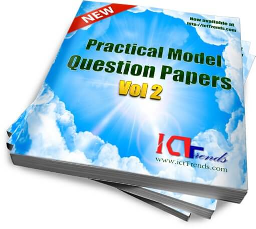 Practical Model Question Paper Vol 2 for Computer Operator