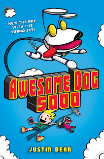 review of Awesome Dog 5000 by Justin Dean