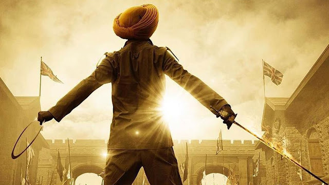 Akshay kumar's Kesari break down the records- movie review