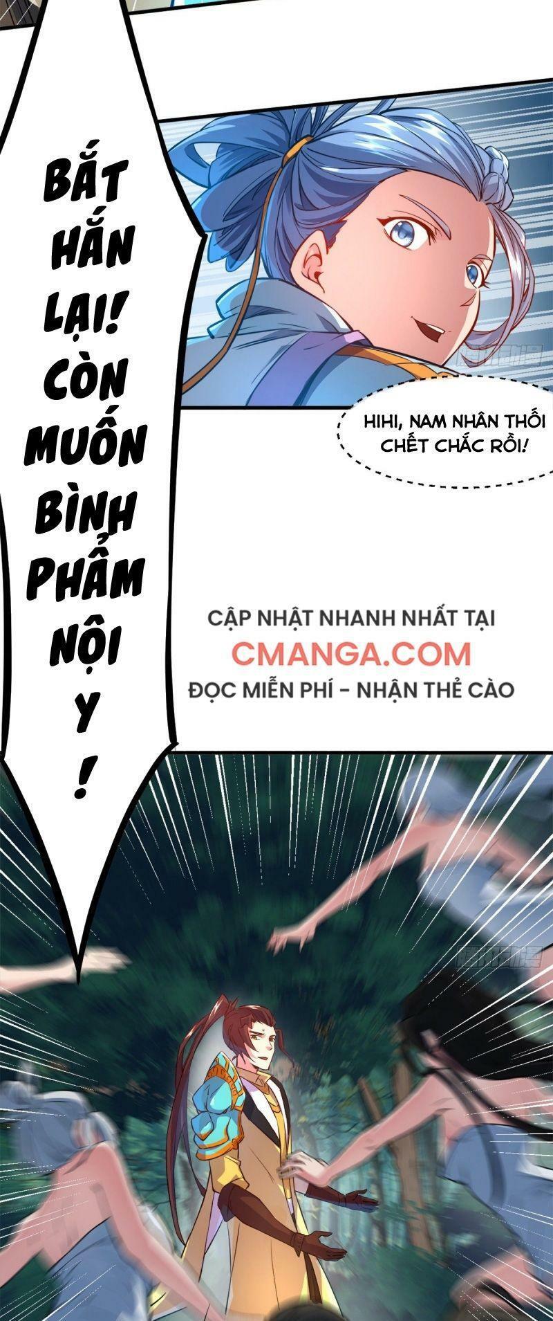 Thủ Vệ Nhất Thần  Chapter 5 - upload bởi truyensieuhay.com