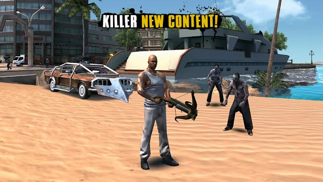 Gangstar Rio: City of Saints Game