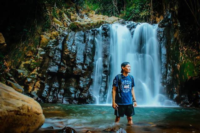 Tempat Wisata Air Terjun Terbaik di Magelang - Curug Sigetik, Magelang