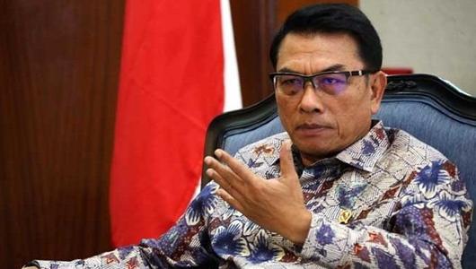 Tim Hukum Prabowo-Sandi Tuding Jokowi Lakukan Abuse Of Power, Moeldoko: Mbulet Aja