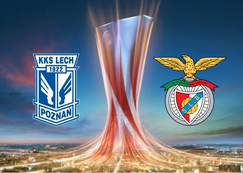 Lech Poznań vs Benfica -Highlights 22 October 2020