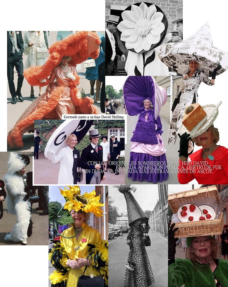 Así eran los estilismos de la 'socialité' más extravagante de Ascot