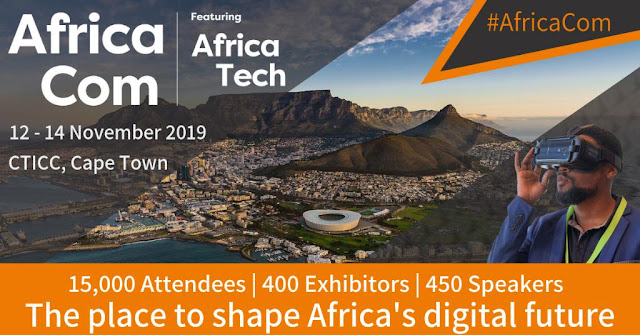 Are You Registered for #AfricaCom 2019? #Tech #Telecoms #ConnectingAfrica