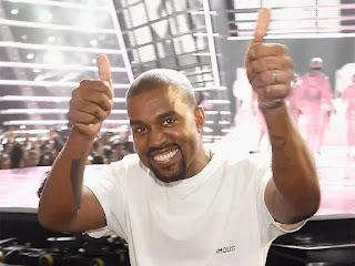 Kanye West Christmas Songs & 'Jesus Is Born' Beeps December