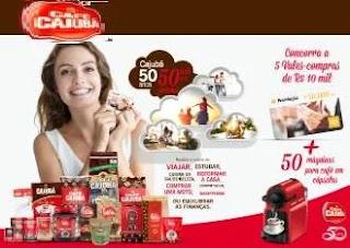 Cadastrar Promoção Café Cajubá 2019 Aniversário 50 Anos Prêmios 10 Mil Reais