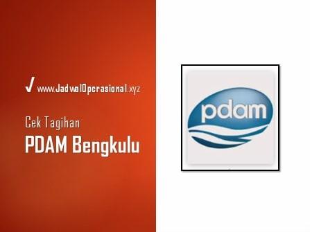 Cek Tagihan PDAM Bengkulu