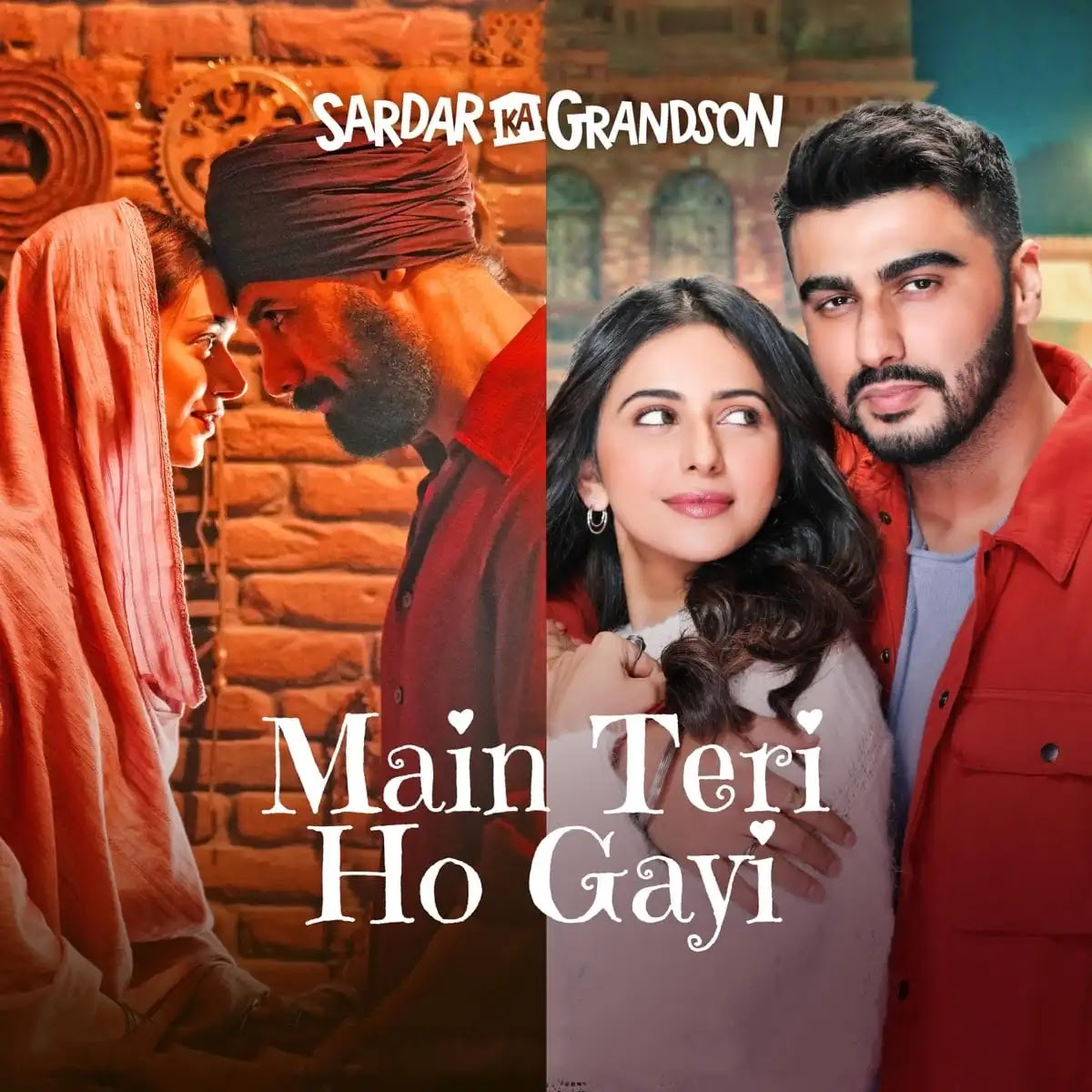 Main Teri Ho Gayi Sardar Ka Grandson MP3 Song Download