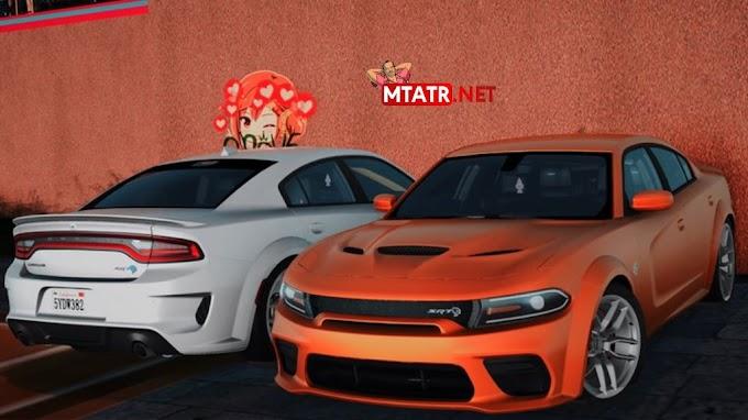 MTA SA Dodge Charger Hellcat 2020