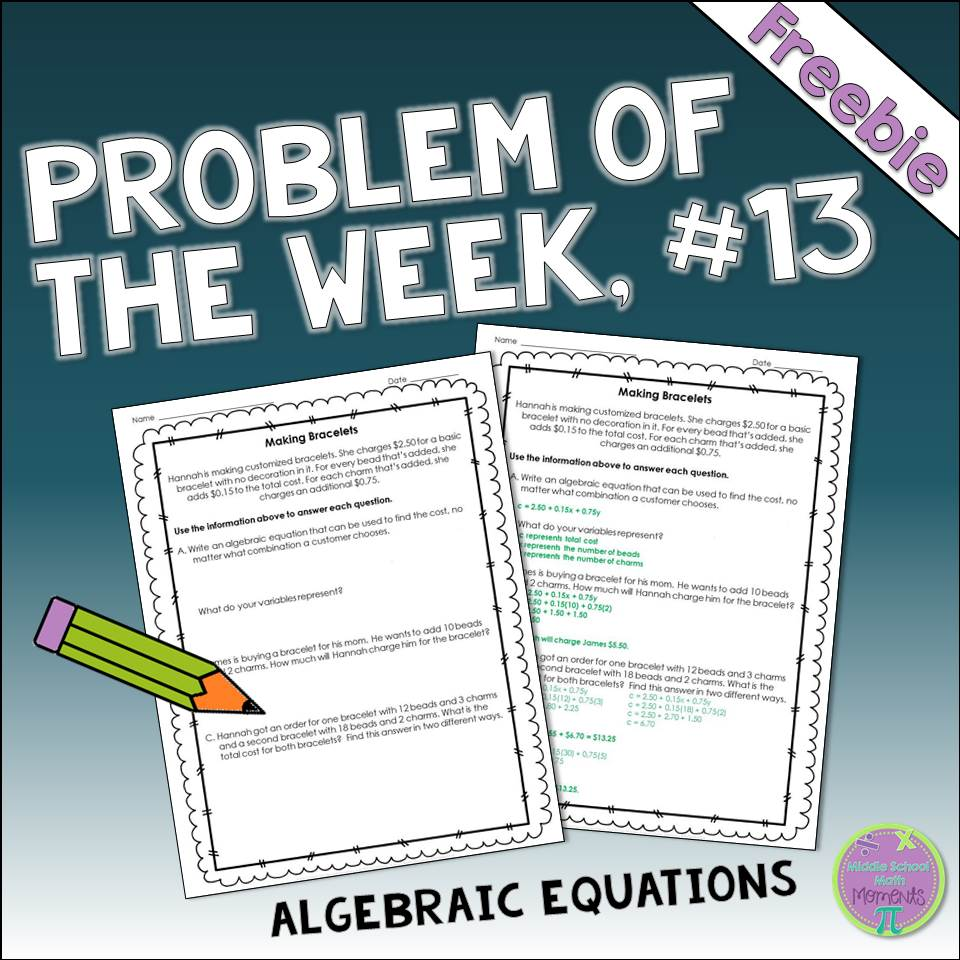 weekly problems Problems,children's solutions,interactivities,games,articles,news a collection of short problems for stages 3 and 4 short problems for starters, homework and assessment : nrichmathsorg.