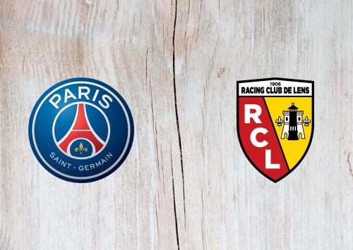 PSG vs Lens -Highlights 01 May 2021