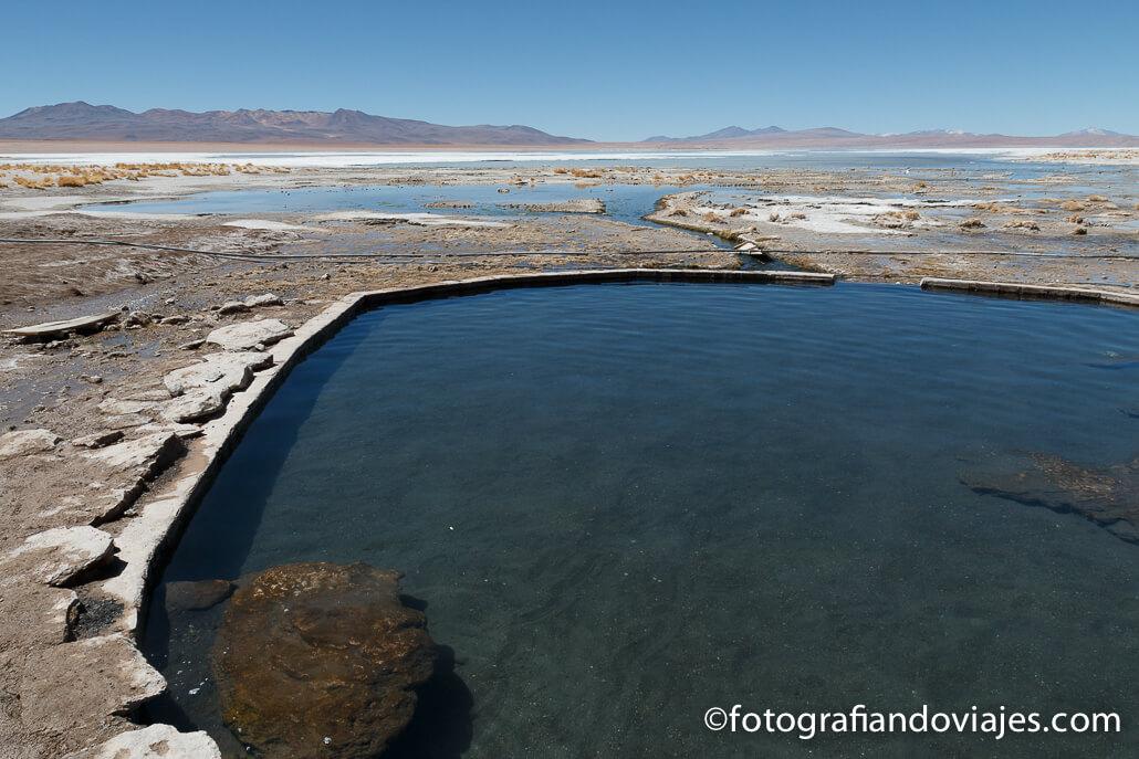 Laguna Salada Polques Parque Eduardo Avaroa Bolivia