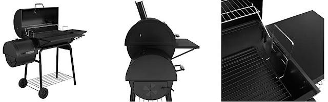las ventajas de la barbacoa royal gourmet bbq grill