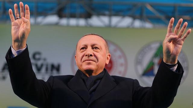 """Ο Ερντογάν έκανε την Τουρκία """"κράτος-παρία"""""""