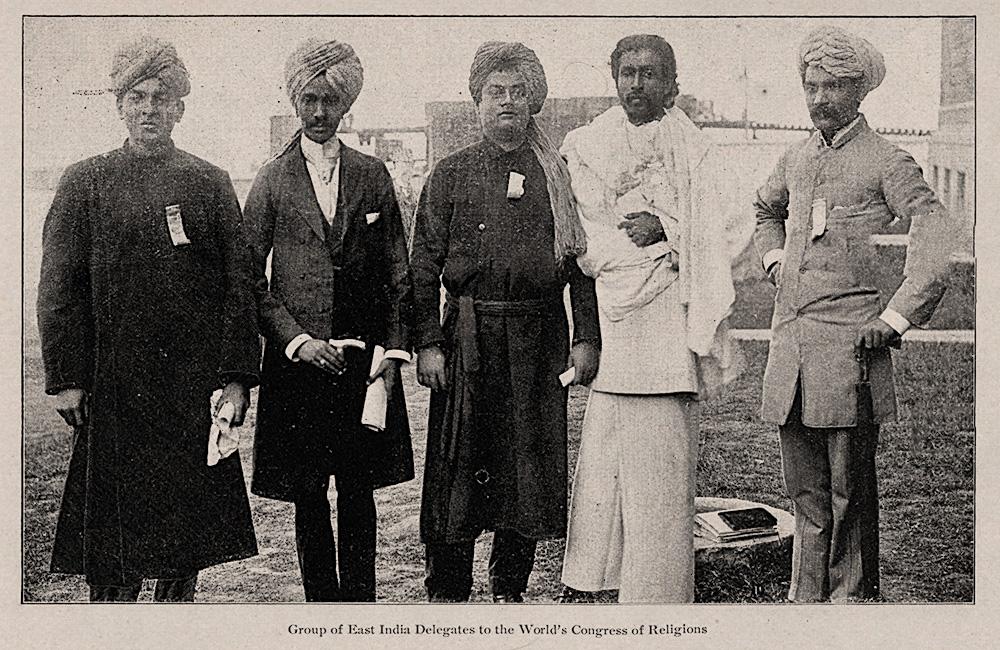 Chicago Religion Conference East India Delegates