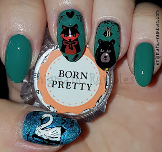 Review-Born-Pretty-Store-Spring-Garden-L002-Stamping-Plate