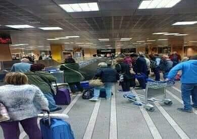 وصول 4 رحلات على متنها 107 سائح إلى مطار الأقصر الدولي