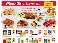 Winn Dixie Weekly Ad - Winn Dixie Flyer This Week 9/15/21