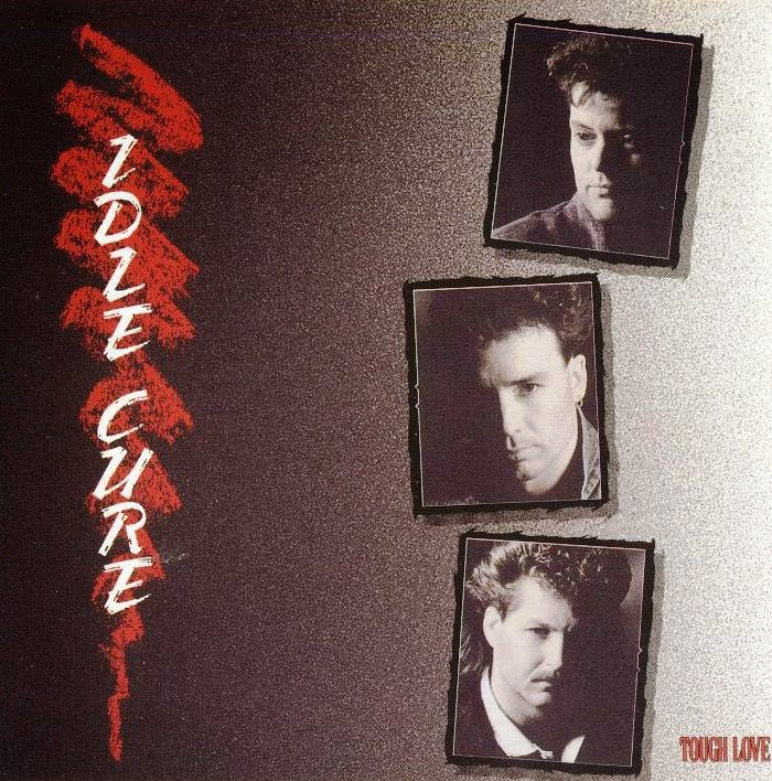 Idle Cure Tough love 1988 aor melodic rock