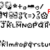 Font Kitty (version 7, 10, & 12)