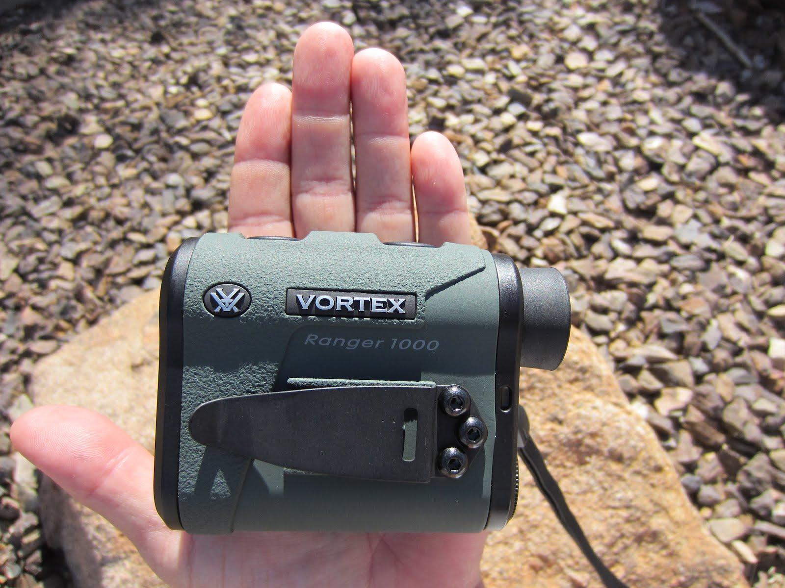 Jay Scott Outdoors: Vortex Ranger 1000 Rangefinder