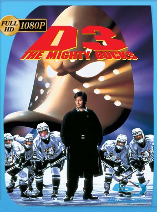 D3: The Mighty Ducks [Los campeones 3] (1996) HD 1080p Latino [GoogleDrive] [tomyly]