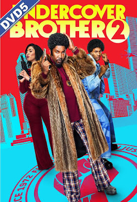 Undercover Brother 2 2019 DVD R1 NTSC Latino