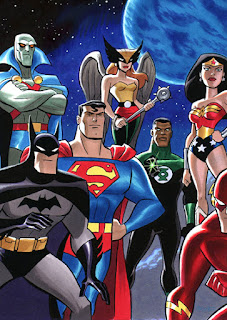 Justice League Animated