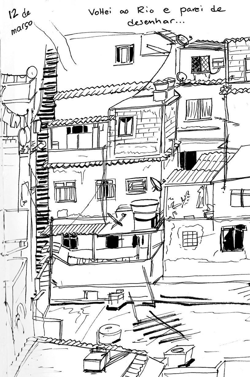 Buzzing Over Bombshell: Favela