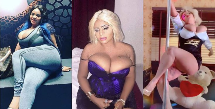 'My marriage may not last  a month' – Cossy Ojiakor