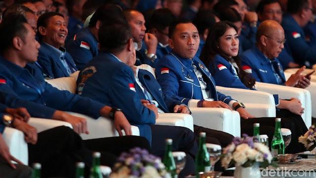 Diajak Jokowi, Demokrat Tetap Tak Dapat Kursi Menteri