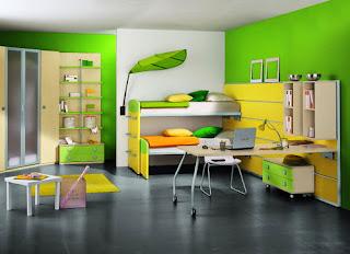 Дизайн детской комнаты Волгоград - выбор цвета в детскую