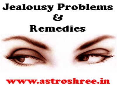 remedies of jealousy problem in astrology
