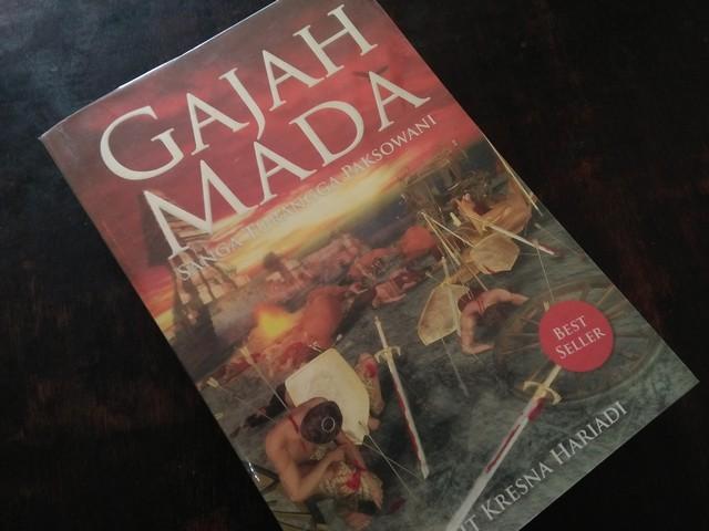 "Resensi Novel ""Gajah Mada – Sanga Turanga Paksowani"""