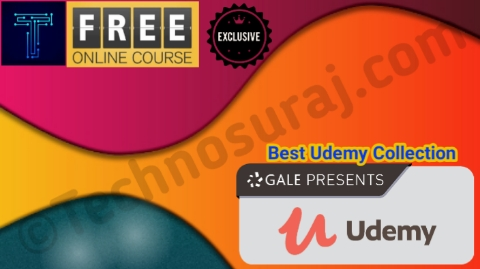Top 24 August 2020 Udemy Free Course