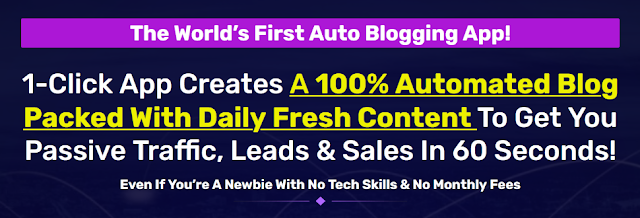 What is the benefits of Blogzi software for online business, blogging , traffic, Sales, etc?