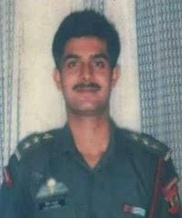 मेजर विवेक सिंह भंडारल (Major Vivek Singh Bhandral) की जीवनी: उम्र, एजुकेशन, परिवार |