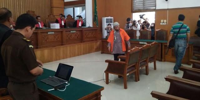 Aman Abdurrahman Didakwa Sebagai Aktor Intelektual Bom Thamrin & Kp Melayu