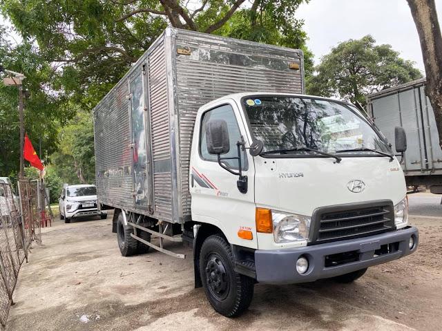 Mua bán xe tải Hyundai 3.5 tấn đã qua sử dụng