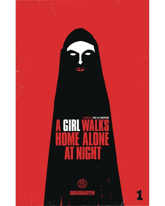 Cover of A Girl Walks Home Alone at Night #1