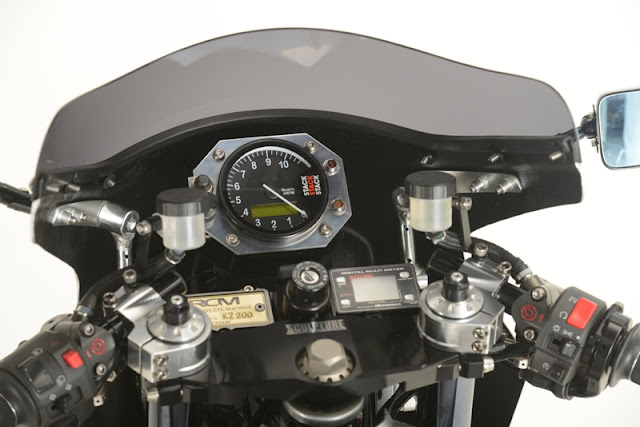 Sanctuary RCM 200 Z1000 Turbo