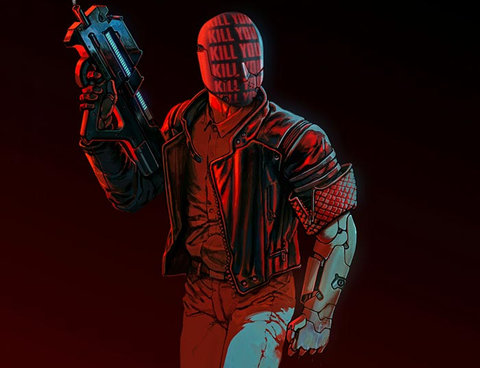 Animated Ruiner Wallpaper Engine