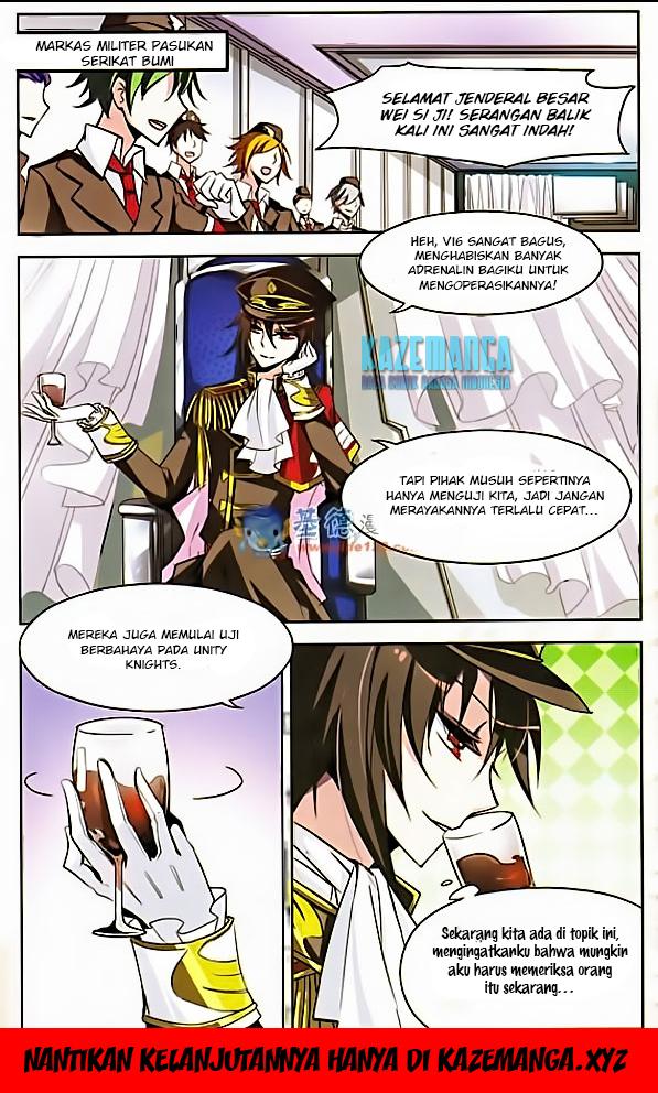 Baca Komik Manga Chuan Yue Xi Yuan 3000 Hou Chapter 3 Komik Station