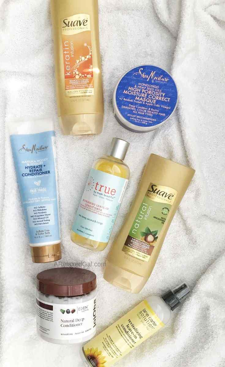Protein Conditioners vs. Moisturizing Conditioners | A Relaxed Gal