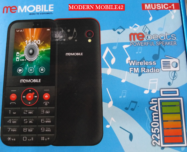 MEMOBILE MUSIC 1 Flash File Downloads Free
