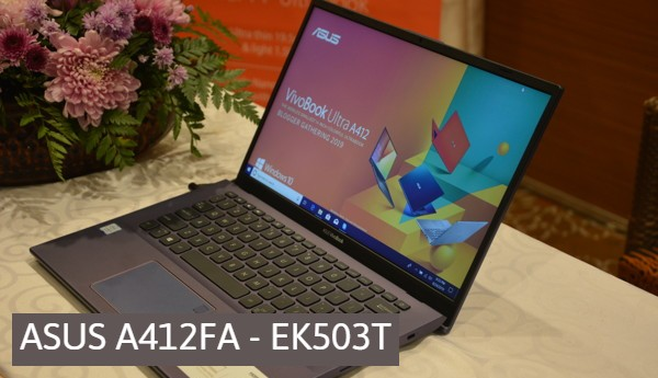 ASUS A412FA - EK503T