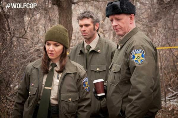 Horror movie police Amy Matysio Leo Fafard
